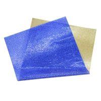 Queenme ss6 2 mm Auto rhinestone adhesivo de malla de bandas revisión hoja de etiquetas applique cristal strass trim para 24x20cm / pcs DIY