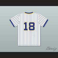 Descuento Dan Marino 18 Central Catholic High School Jersey de rayas de béisbol para hombre Camisetas cosidas para hombre Talla S-XXXL Envío gratis