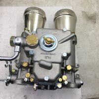 Deprem Master Weber Solex için SherryBerg karbonhidrat fajs 40mm DCOE 40DCOE 40 DCOE karbüratör karbüratör hava boynuzları uzun ağırlık hava net 85 mM dellorto
