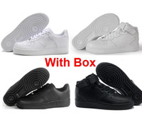 With Box One 1 Dunk MID 07 Men Women Flyline Running Shoes S...