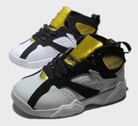 2019 hot top High Quality jd 7s boy girl basketball shoes OV...