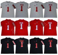 Nuovo 1 Justin Fields Jersey Men College Football Ohio Bugkeyes State Bugkeyes 2 JK Dobbins 7 Dwayne Haskins Jr Ezechiel Elliott 97 Nick Bosa Joey Bosa