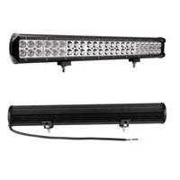 264W 36 polegada LED Bar de luz de trabalho para Jeep Wrangler Automóvel carro caminhão carro 4x4 suv atv mpv offroad nevoeiro lâmpada combinada feixe branco