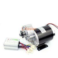 24V36V48V 450W Unitemotor My1020Z Motor escovado de trike elétrica com caixa de engrenagens motor engrenado elétrico para triciclo elétrico de 3 rodas