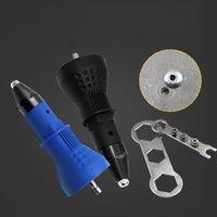 Outil adaptateur adaptateur de perceuse à riveter sans fil pour pistolet à riveter électrique B00666