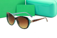도매 패션 4048 여성을위한 새로운 럭셔리 Diamante 브랜드 선글라스 패션 안경 디자이너 유행 선글라스 UV400