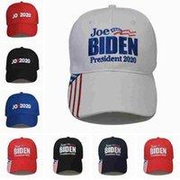 جو بايدن قبعة البيسبول 7 أنماط الأمريكية الانتخابات قابل للتعديل قبعات البيسبول في الهواء الطلق رسالة التطريز جو 2020 حزب كاب القبعات ZZA2197