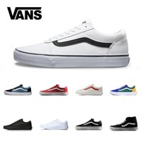 59df729afae8 Wholesale van shoes for sale - Brand Vans Old Skool For Men Women Casual  Shoes Canvas