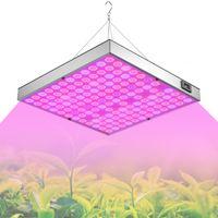 Светодиодные огни 45 Вт-листовой лампы AC85 ~ 265V Полный спектр 14412 из 225LED Chips Крытый теплицы Растущие сад Цветущие гидропонные огни