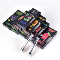 DANK VAPES 510 Thread Carts Latest Side View Front View Flav...