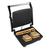 Household Electric Doner Kebab Panini Maker Sandwich Machine...