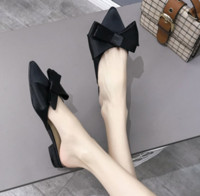 NEW 2020 spring and summer women' s shoes Korean silk sa...