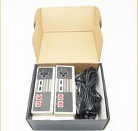 새로운 도착 미니 TV 소매 박스의 DHL와 NES 게임 콘솔에 대한 620 500 게임 콘솔 비디오 핸드 헬드를 저장할 수 있습니다
