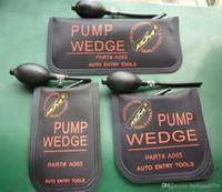 Yepyeni KLOM Siyah S / M / L Hava pompası kama seti hava yastığı şişme araba kapısı açma aracı