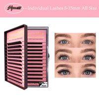 HPNESS Eyelash Extension 3D Individual Lashes All Sizes 8- 15...