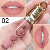 Cmaadu Marca 20 Colori Lip Makeup Lipgloss Matte Lip Gloss Liquido Rossetto Impermeabile Sexy Red Metallic Lip Tint Special Outlook 20 pz