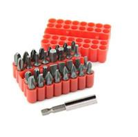 مجموعة أدوات الحماية الأمنية 33 قطعة من فاستار مع حامل لقمة التمديد المغناطيسي
