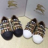 2019 New brand Pu lighted children casual shoes all season H...