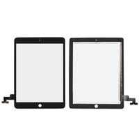 Écran tactile pour iPad 2 3 4 Remplacement du numériseur de panneau à écran tactile avec le bouton de la maison et l'adhésif Livraison gratuite