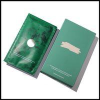 Stock Dhl Shipping 유명한 브랜드 라 얼굴 수리 마스크 치료 로션 수동 마스크 6 조각 얼굴 마스크 키트