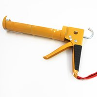 Manual Silicone Glass Glue Gun Door Window Filling Caulking ...
