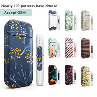 Sticker for IQOS Protective film Sticker 30 patterns optiona...