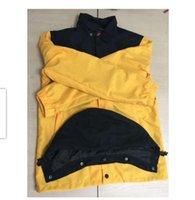 Hohe Qualität Hoodie Herrenjacke Kleidung Military Map Reflektierende Jacken Mit Kapuze Black Herren Jacken Hoodies Noctilucent M-XXL