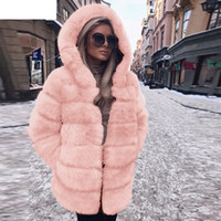 JAYCOSIN 2018 Fashion Womens Solid Thick Warm Women Luxury F...