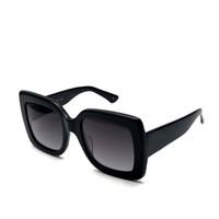 Hochwertiger populärer Sonnenbrille-Frauen-Markendesigner-Quadrat-Sommer-Art-voller Schutz des Rahmen-UV400 mit freiem Kleinfall