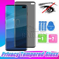 3D Curve Edge Case Friendly Privacy Tempered Glass HD Protec...