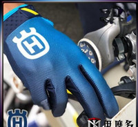 2019 HUSQVARNA motorcycle gloves Downhill mountain bike glov...