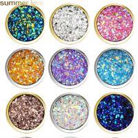 New Fashion pequeno bonito Simples Cristal Brinco Imitação de pedra redonda Gypsophila druzy brincos para mulheres 16 cores casamento do acoplamento