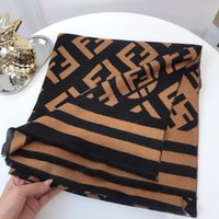 Fashion women Brand F letter cashmere scarf latest designer ...