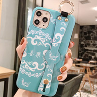 1pcs Phone Case Fashion Wristband Phone Case Couple Soft Cas...