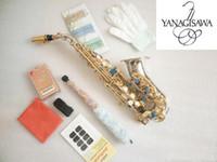 Promosyonlar 2019 Yeni Japonya Soprano Saksafon B Ayarlama Nikel Kaplama Yanagisawa SC-9937 Müzik Aleti Ücretsiz nakliye