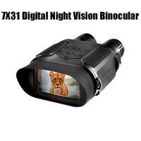 NV400B Digital Night Vision Scope WG400B NV Nachtsicht mit 850nm Infrarot-IR-Kamera-Camcorder 400m-Betrachtungsbereich