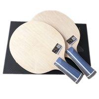 Stuor 19 newHARIMOTO TOMOKAZU table tennis bat floor ALC carbon table tennis racets with built-in fiber carbon T200410