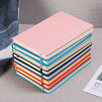NEW A5 Simple Classic Solid Business Journal Notebooks Daily...