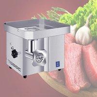 Gewerblicher elektrischer Fleischwolf Edelstahl Multifunktions- Fleischwolf Fleisch Wurstfüllmaschine ist einfach und bequem