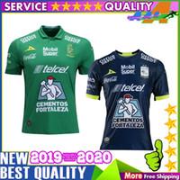 8b111ef7c2a Camiseta de fútbol México 19 20 leon Tercer 2019 20 Liga MX Club leon Joel  Campbell