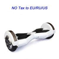 8 pulgadas Scooter eléctrico aerotabla dos ruedas eléctrico de equilibrio Vespa Hoverboard portátil Drift Inteligente Equilibrio