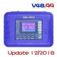 Super SBB PRO2 programmatore chiave V48.99 supportare nuove auto fino a 12/2018 No Gettoni SBB PRO 2 48.99