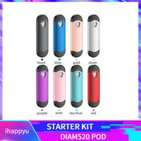 2019 Authentic Diam520 Pod Starter Kit 300mAh Battery Portab...