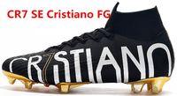 2020 Новый cr7 SE Elite KJ VI 360 FG футбольные бутсы бутсы Mercurial Superfly 6 LVL UP Cristiano Ronaldo Мужчины футбольные бутсы с коробкой