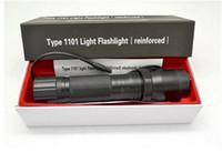 حار بيع جديد 1101 براعة نوع edc linternas ضوء كري بقيادة التكتيكية مضيا الفانوس الدفاع الذاتي الشعلة 18650 مدمج شحن مجاني