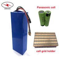 리튬 배터리 72V 50AH 스쿠터 배터리 5,000w (100A) BMS + 세포 그리드 홀더 + 6A 충전기 없음 세금과 6,000w 전기 자전거 배터리