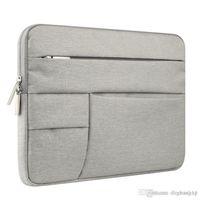 2020 Men Women Portable Notebook Handbag Air Pro 12 13 14 15.6 Laptop Bag Sleeve Case For Dell HP Macbook Xiaomi Surface Highquality