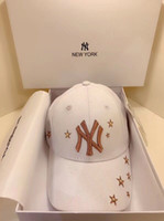 19 new baseball caps for men and women stars caps, single- la...