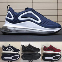 Nike Air Max 720 diseñador calzado eclipse total de sol Northern Lights Day Mens Womens running Sneakers 36-45 lujo Luna throwback futuro