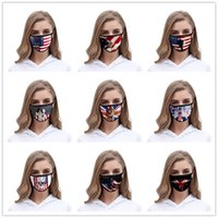 19 Styles American Flag Face Mask Unisex Anti- Dust Pollution...